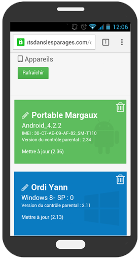 console smartphone android